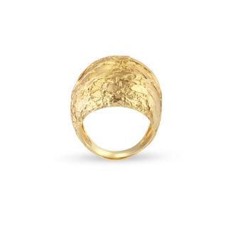 Δαχτυλίδι Gaia Gold από χρυσό 18Κ