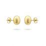 Σκουλαρίκια Roma από επιχρυσωμένο ασήμι 925°