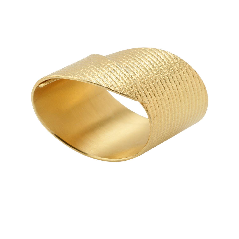 Δαχτυλίδι από επιχρυσωμένο ασήμι 925°